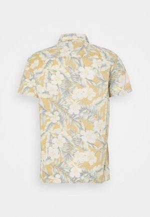 HAVANA FLORAL - Shirt - yellow