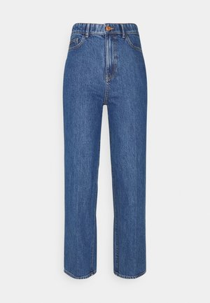 HANNA RETRO - Jeans Relaxed Fit - denim