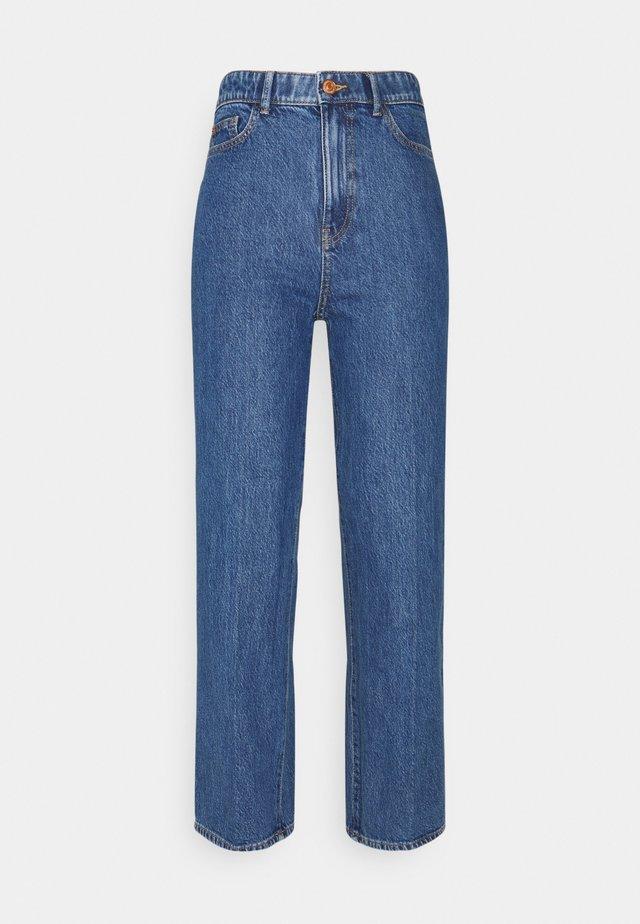 HANNA RETRO - Jeans baggy - denim