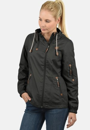 BELLE - Outdoorjas - dark grey
