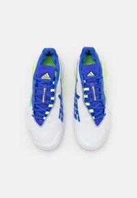 adidas Performance - BARRICADE - Multicourt tennis shoes - white - 3
