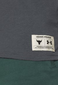 Under Armour - PROJECT ROCK OUTWORK TANK - Top - pitch gray - 4