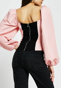 River Island - Long sleeved top - pink - 2