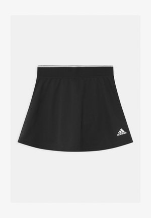 CLUB SKIRT - Sports skirt - black/white