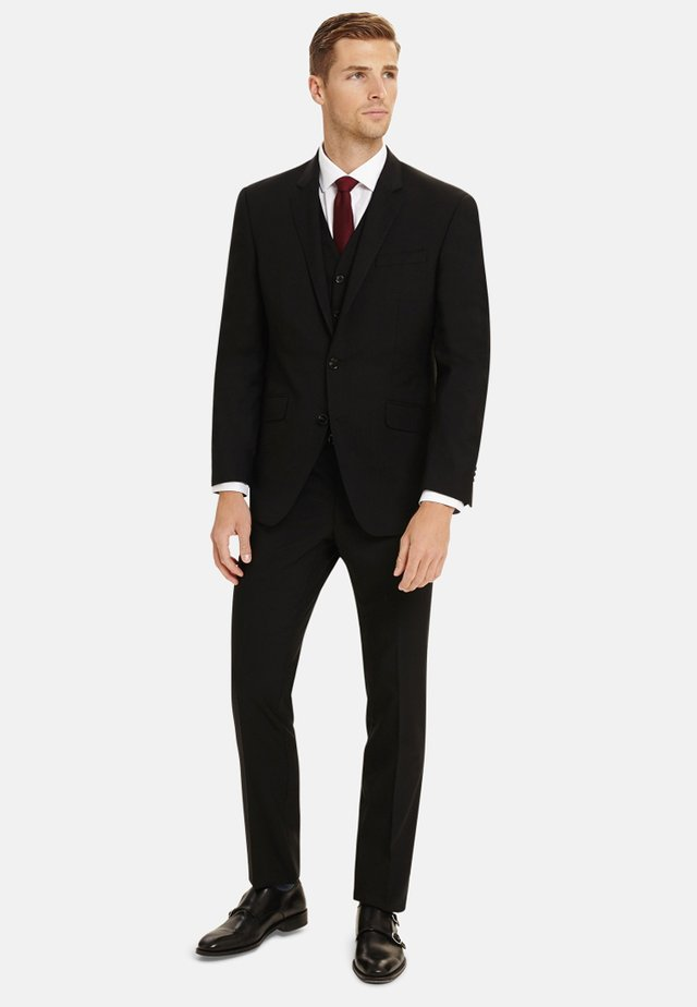 ALDWYCH SLIM FIT - Suit - black