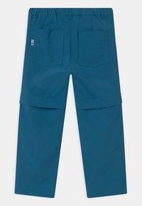 Finkid - URAKKA MOVE 2-IN-1 UNISEX - Outdoor trousers - seaport - 1