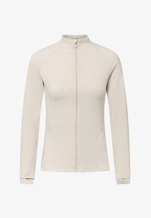 Training jacket - beige