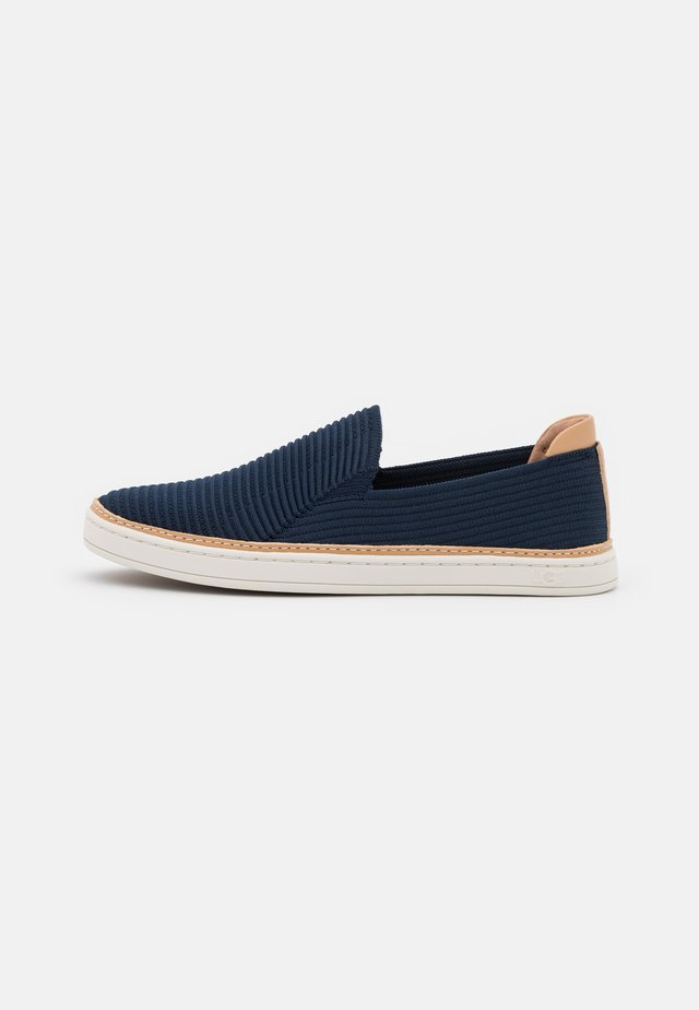 SAMMY - Sneakers laag - navy