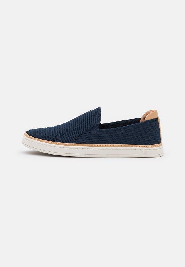 SAMMY - Sneakers basse - navy