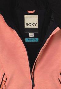 Roxy - JET  - Kurtka snowboardowa - fusion coral - 4
