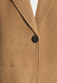ONLY - ASTRID WOOL  - Klasický kabát - toasted coconut - 5