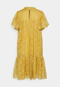 Stella Nova - Day dress - extra sandy yellow - 1