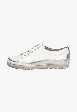 Sneakers laag - white naplak c