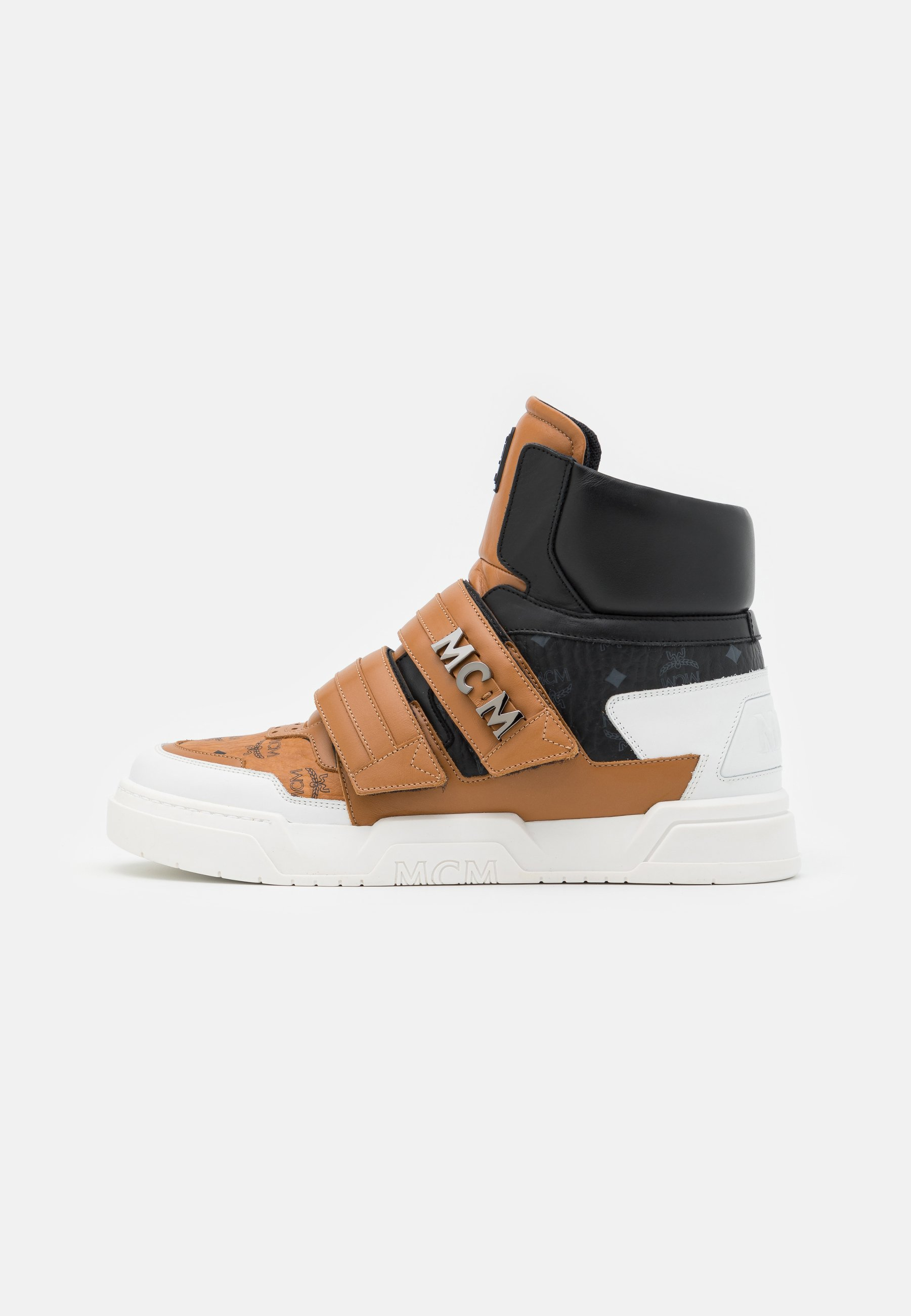 Men NEW BBALL - High-top trainers