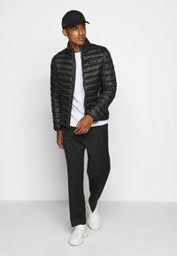KARL LAGERFELD - JACKET - Light jacket - black - 1