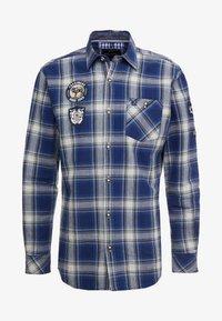 Krüger Dirndl - Shirt - blue - 6
