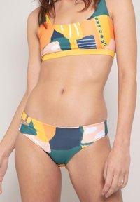 boochen - CAPARICA - Bikini bottoms - gelb - 0