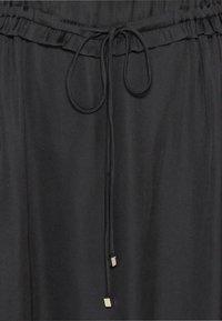 Claudie Pierlot - RUFFLE - Day dress - noir - 6
