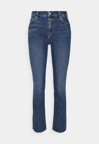 Replay - ROSE COLLECTION JULYE PANTS - Straight leg jeans - medium blue - 0