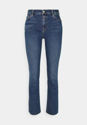 ROSE COLLECTION JULYE PANTS - Jeans straight leg - medium blue