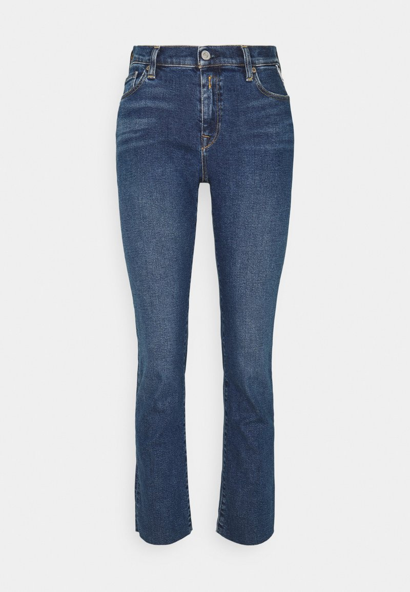 Replay - ROSE COLLECTION JULYE PANTS - Straight leg jeans - medium blue