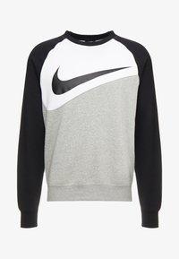 Nike Sportswear - CREW - Sweatshirts - grey heather/white/black - 3