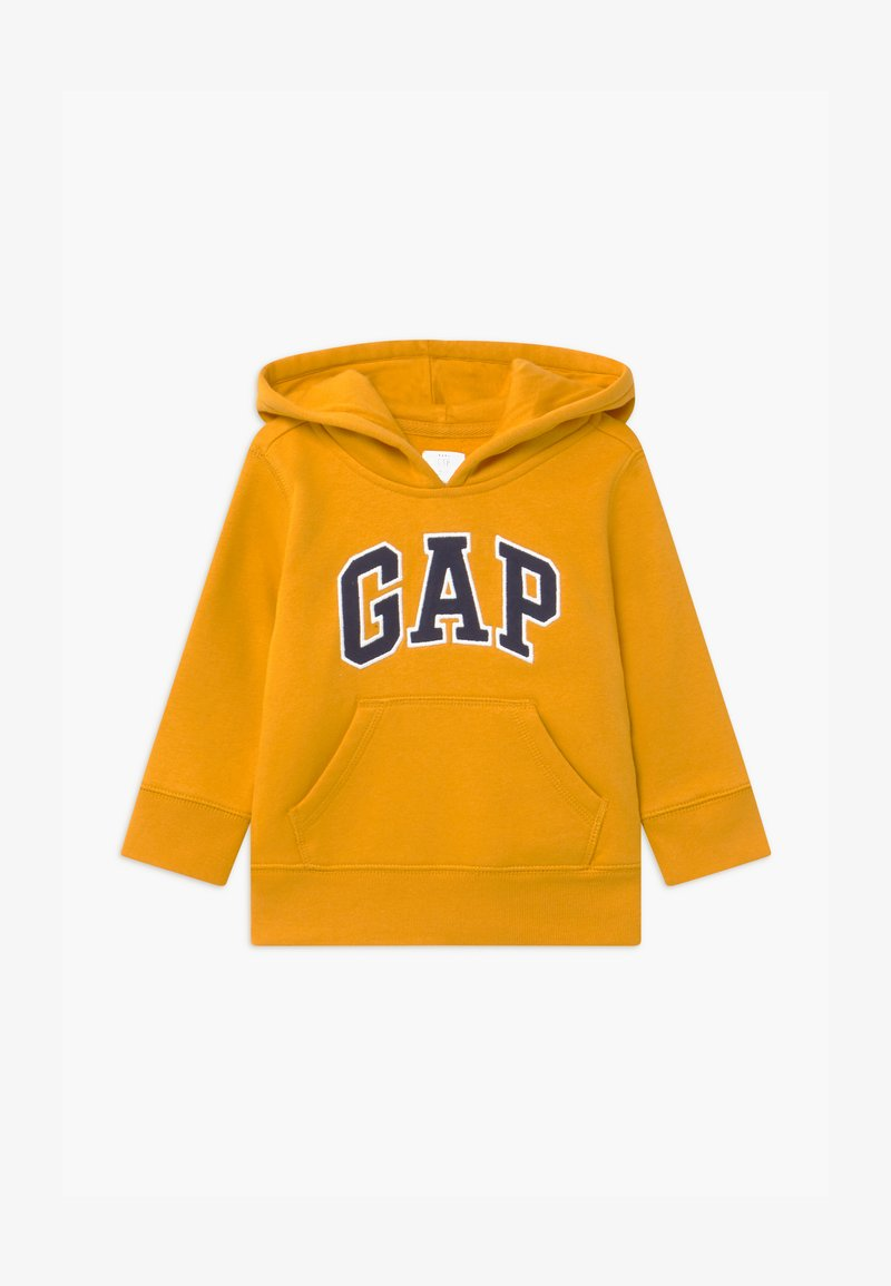 GAP - TODDLER BOY LOGO - Kapuzenpullover - rugby gold