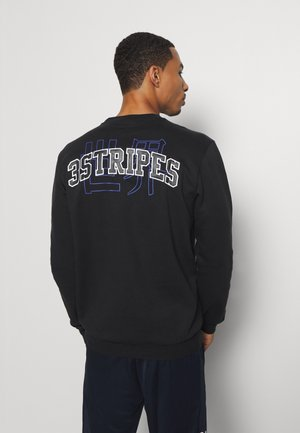 COLLEGIATE  - Sweatshirt - black