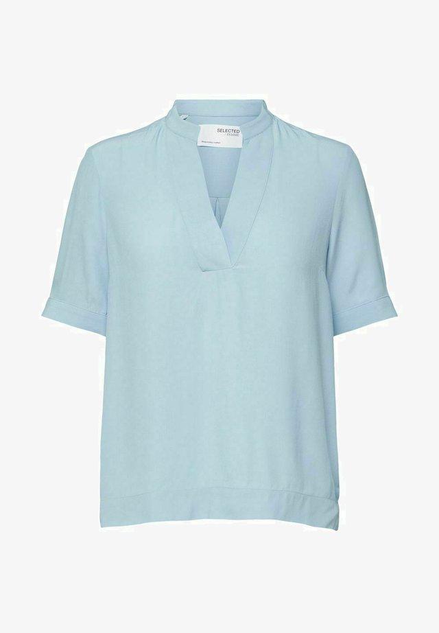 SLFELLA - Blouse - cashmere blue