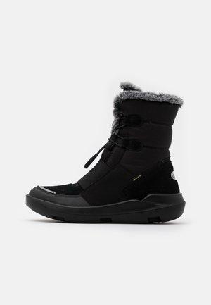TWILIGHT - Winter boots - schwarz
