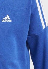 adidas Performance - TRACKSUIT - Tracksuit - blue - 7