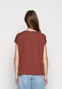 Vero Moda - Jednoduché triko - sable - 2