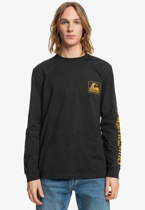 SEAQUEST - Long sleeved top - black