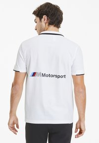 Puma - BMW M MOTORSPORT - Polo shirt - white - 2