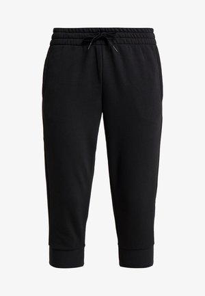 Pantalon 3/4 de sport - black/white