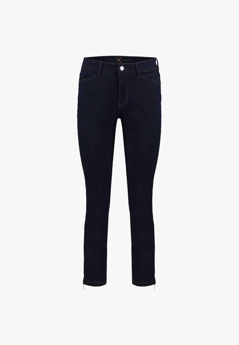 MAC Jeans - DREAM CHIC  - Slim fit jeans - blueblack