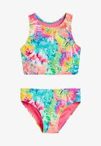 Next - Bikini - mottled light pink - 0