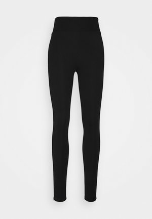 MEJA - Leggings - Trousers - black