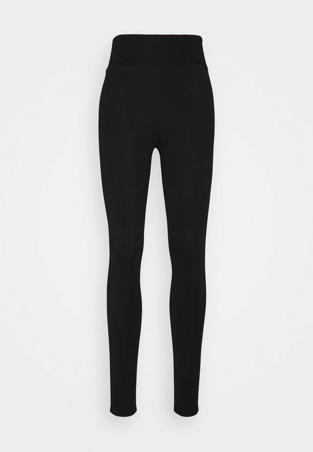 MEJA - Leggingsit - black