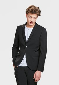WE Fashion - DALI - Jakkesæt blazere - black - 0