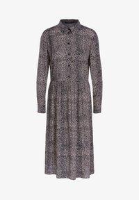SET - Shirt dress - light stone grey - 5