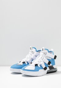 Nike Sportswear - AIR EDGE 270 - High-top trainers - universe blue/black/white - 3