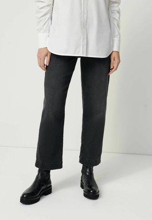 CHENILA - Straight leg jeans - anthrazit