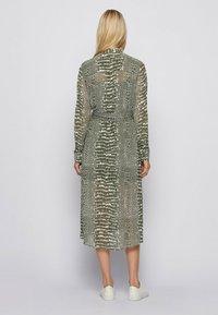 BOSS - DESTORYA - Shirt dress - patterned - 2