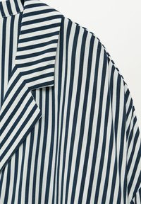 Violeta by Mango - STRIPES - Button-down blouse - blue - 5