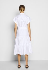 Lauren Ralph Lauren - BROADCLOTH DRESS - Shirt dress - white - 2