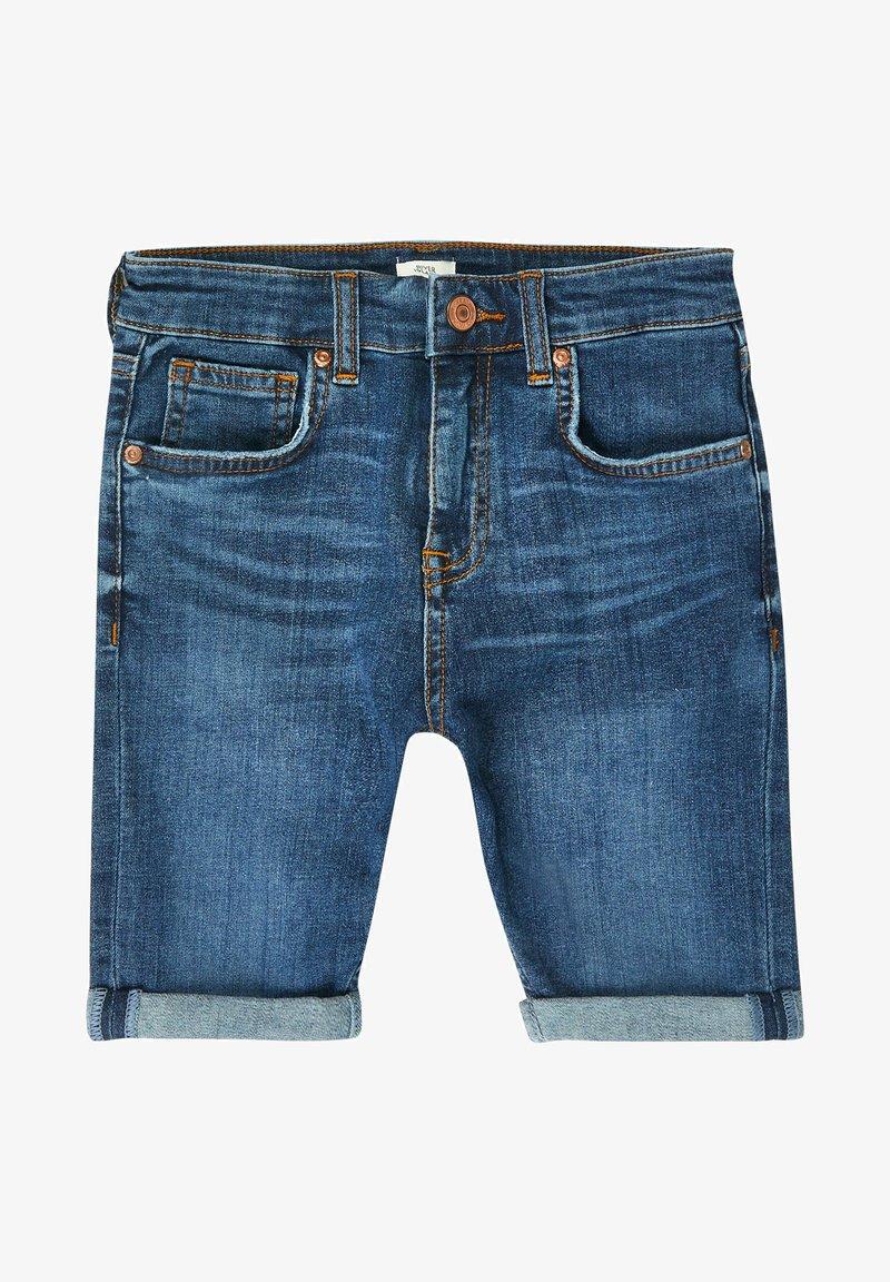 River Island - Denim shorts - blue