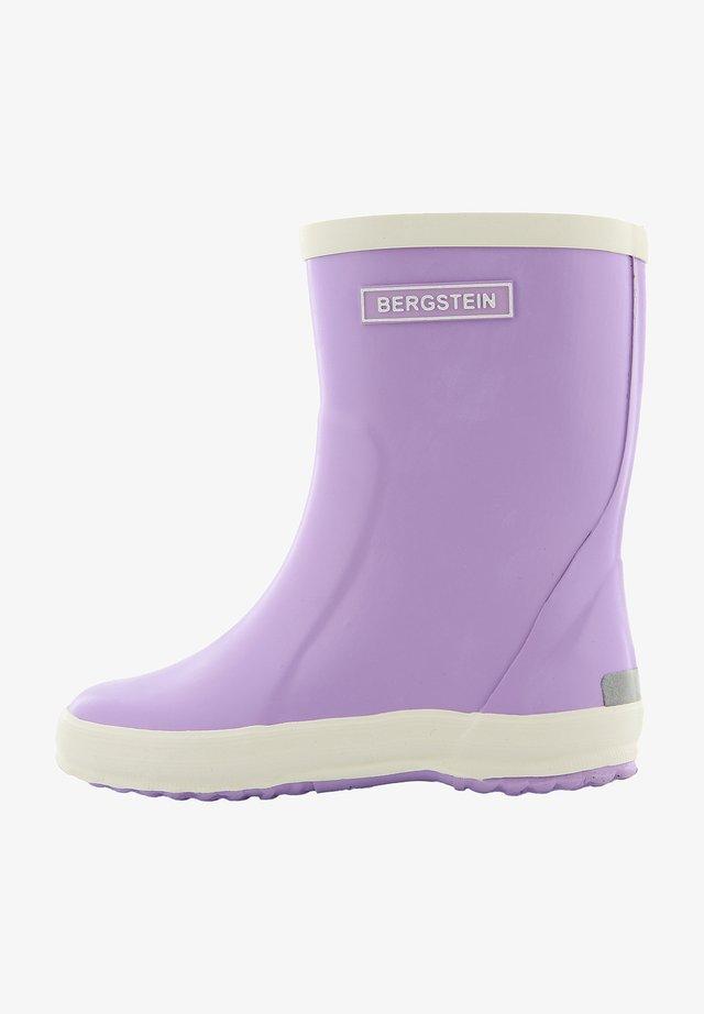 Botas de agua - lila