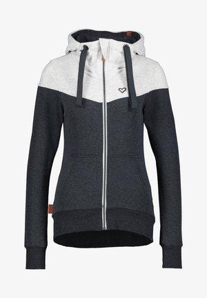 PALINAAK - Zip-up sweatshirt - moonless