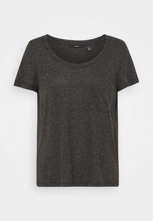 VMGAJADIANA - Basic T-shirt - black